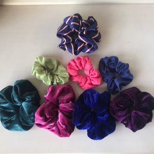 8 Pack of Scrunchies